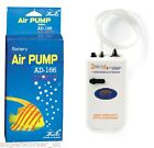 Live bait Air Pump / Economy or Deluxe 2 Speed / Aerator