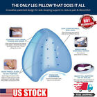 Contour Legacy Leg Memory Foam Pillow For Back, Hip, Legs & Knee Support Wedge