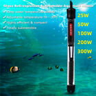 Aquarium Heater Fish Turtle Tank Heater Auto Thermostat Heating Rod New HL