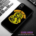 New cobra kai 3 Sweep The Leg Cover For iPhone And Samsung Galaxy Case