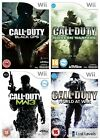 Wii - Call Of Duty Series - Sam Day Dispatched - Boxed - VGC - Nintendo