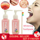 Viaty Toothpaste Stain Removal Whitening Toothpaste Fight Bleeding Gums Fresh US