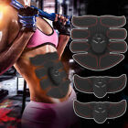 Smart Stimulator Training Fitness Gear Muscle Abdominal Toning Belt Trainer Abs image