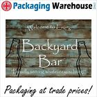 YARD BAR SIGN PERSONALISED CAVE SHED PUB GARDEN