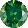 Buy CERTIFIED 0.0220 cts. Sparkly Green Round Cut Diamond VVS-Color 1PC N9