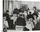"""National Football League draft meeting in New York, Nov 28, 1964"" Canvas Art $34.99 USD on eBay"