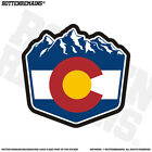 Colorado C Badge Decal CO State Flag Rocky Mountains Rockies Sticker V3 EVM on Ebay