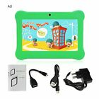 Q88 AU Plug Children Tablet 7-Inch Touch Screen 512MB+8GB Kid Pad With Speak  Z