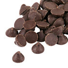 Bulk Pure Semi-Sweet Chocolate 1M Baking Chips (select size from drop down)