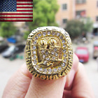 1995 Houston Rockets #OLAJUWON Championship Ring NBA Champions Size 8-13. RARE on eBay