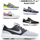NIKE GOLF SHOES ROSHE G 2020 MENS SPIKELESS GOLF SHOES ALL SIZES COLOUR OPTIONS