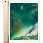 Apple iPad Pro (2nd Gen) (12.9 inch) - Wi-Fi + Cellular -Gold -Silver - Gray (A)