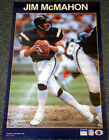 Rare Vintage JIM MCMAHON 1989 San Diego Chargers Starline Solid-Border POSTER $22.49 USD on eBay