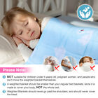 LANGRIA 5-Layer Weighted Blanket Cool Heavy Blanket Microfiber Fabric For Kids image