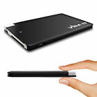 Ultra Thin Power Bank Portable Battery Pack USB Charger For Huawei Mobile Phone