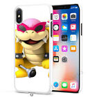 Mario Bros Incredible Phone Case Cover for Apple iPhone Models S018