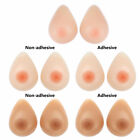 2 Reusable Enhancer Fake Breast Forms Silicone Boobs Mastectomy Prosthesis Pads