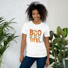 Boo-tiful Halloween Ghost T-Shirt - XS-4XL - Unisex - Funny Festive Gifts