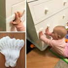 3/5/8Pcs Multi-function Cupboard Cabinet Door Drawer Child Baby Safety Lock New
