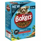 Dog food Bakers Adult Beef & Vegetable  - 1Kg (Price Marked)