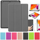For Apple iPad 10.2 7th 2019 Luxury Magnetic Smart Leather Case Flip Stand Cover