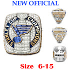 2019 OFFICIAL St. Louis Blues Championship Ring Stanley Cup Size 6-15 New $29.43 USD on eBay