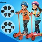6pcs Kid Scooter Bike Protective Gear Set , Kids Wrist Elbow Knee Protectors NEW image