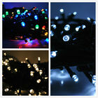 100/200 Led Battery Operated Fairy Lights Christmas Wedding Party Decorations