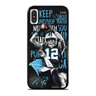 DJ MOORE CAROLINA PANTHERS 12 iPhone 6/6S 7 8 Plus X/XS Max XR 11 Pro Case Cover $15.9 USD on eBay