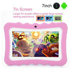 """7"""" inch Android 4.4 Tablet PC For Children Dual Camera WiFi 8GB For Education"""