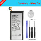 For Samsung Galaxy S6 G920A G920F G920T Cell Phone Battery Replacement 2550mAh