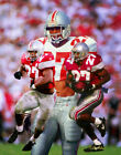 Eddie George Ohio State Buckeyes Art 01 College Football CHOICES 8x10-48x36