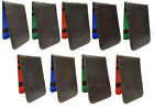 Winston Leather Scorecard Holder Bifold New - Choose Color!
