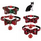 Kyпить Christmas Cat Collar & Bell Small Medium Kitten Pet Breakaway Adjustable Collars на еВаy.соm