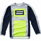 Shift White/Whit3 Label Archival SE Youth MX Offroad Jersey Yellow/Navy