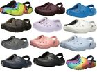 🐊🐊 CROCS CLASSIC 🐊🐊 FAUX-FUR LINED CLOGS UNISEX SLIPPERS SHOES SANDALS NIB