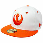 Star Wars Rebel Fighter New Era 59Fifty Fitted Hat White $44.98 USD on eBay
