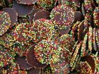 Milk Chocolate Jazzles Buttons Flavoured Candy Retro Sweets PICK 'n' MIX