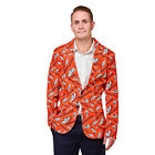 Denver Broncos NFL Ugly Business Sport Coat Repeat Logo by Forever Collectibles $49.99 USD on eBay