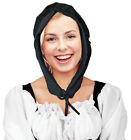 Medieval Maid Hood for Market Trader Woman Costume Sutler Knight Games Burgfest