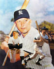 Mickey Mantle NY Yankees New York MLB Baseball Stadium Art 01 8x10 - 48x36