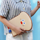 "10"" 11"" Brunch Brother Toast Laptop Tablet ipad Pouch Sleeve Clutch Bag Case"