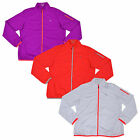 Champion Track Jacket Womens Full Zip Sweatshirt Lightweight Long Sleeve