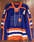 Kyпить Goon Doug Glatt #69 Halifax Highlanders Movie Mens Hockey Jersey Blue Stitched на еВаy.соm