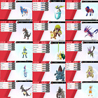 Pokemon Sword & Shield All 400 Shiny Pokemon 6IV Battle Ready!!!