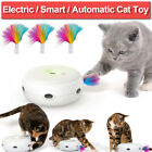 Electric Pet Cat Toy Smart Teaser Interactive Kitten Rotating Funny Design Toys