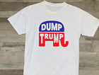 Dump Trump Democrat Republican Funny Anti Donald T-shirt Tee Impeach Election 20