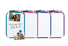 Foray-Magnetic-White-Dry-Erase-Board-85-x-11-Plastic-Frame