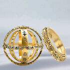Astronomical Ball Retro Ring Flip Ball Ring European and American $5.45 USD on eBay