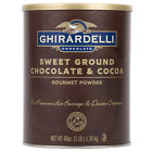 Ghirardelli 3 lb. Sweet Ground Chocolate & Cocoa Powder (select quantity below)